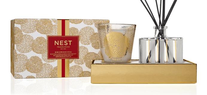 NEST Fragrances Festive Scents Sale: 20% Off!