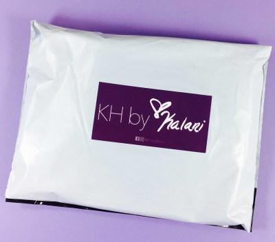 KH by Kalani Sock Box April 2017 Subscription Box Review + Coupon!