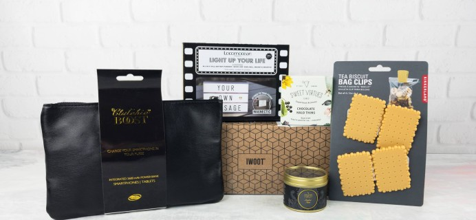 IWOOT Mystery Gift Box For Her Review