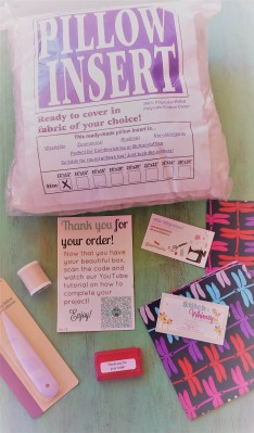 Sew Surprised Subscription Box Review & Coupon – March 2017