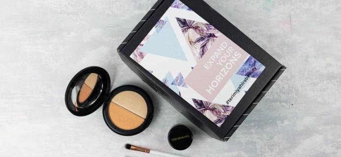Teri Miyahira Beauty April 2017 Subscription Box Review