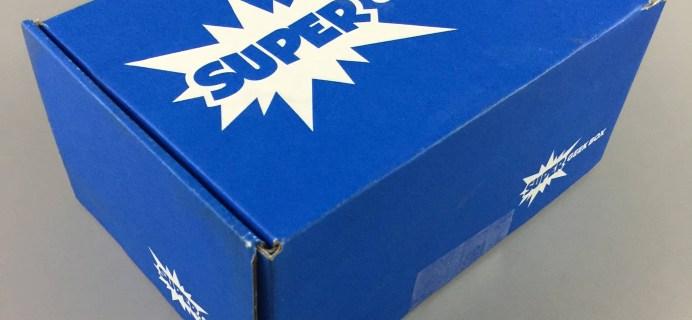 May 2017 Super Geek Box Subscription Box Review & Coupon