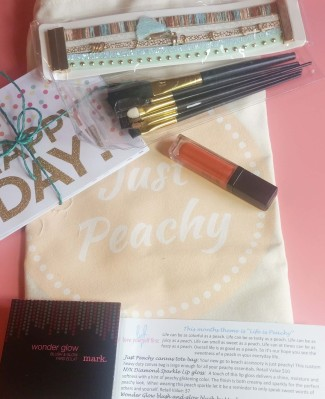LYFnow (Love Yourself First) Teen Subscription Box Review  – April 2017