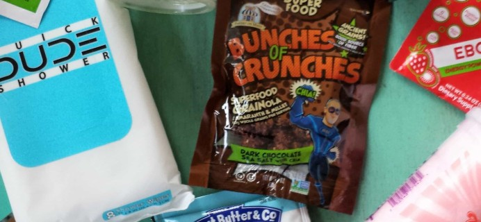 Daily Goodie Box Review – April 2017