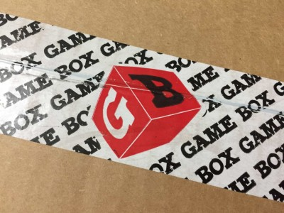 Game Box Monthly June 2017 Subscription Box Review
