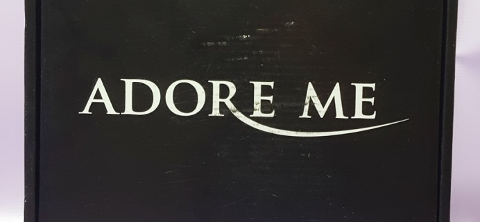 Adore Me May 2017 Subscription Box Review & Coupon
