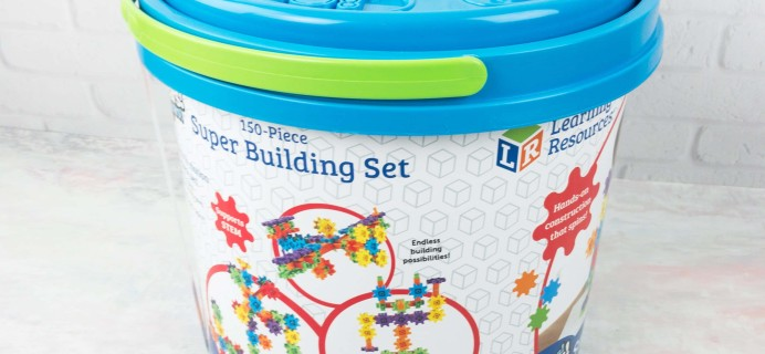 Amazon STEM Toy Club May 2017 Subscription Box Review – 3 to 4 Year Old Box