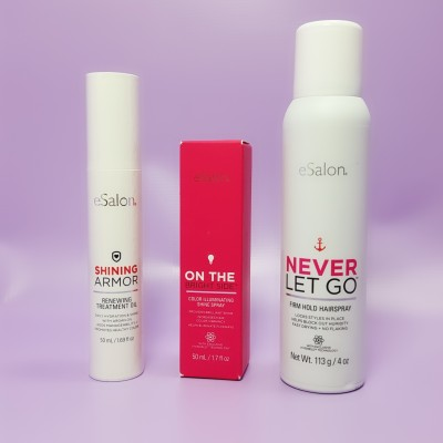 eSalon The Match-Up Subscription Box Review + Free Trial – May 2017
