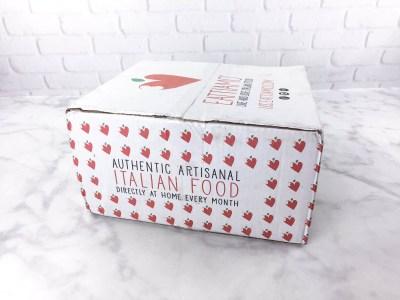 Eattiamo March 2017 Subscription Box Review + Coupon!