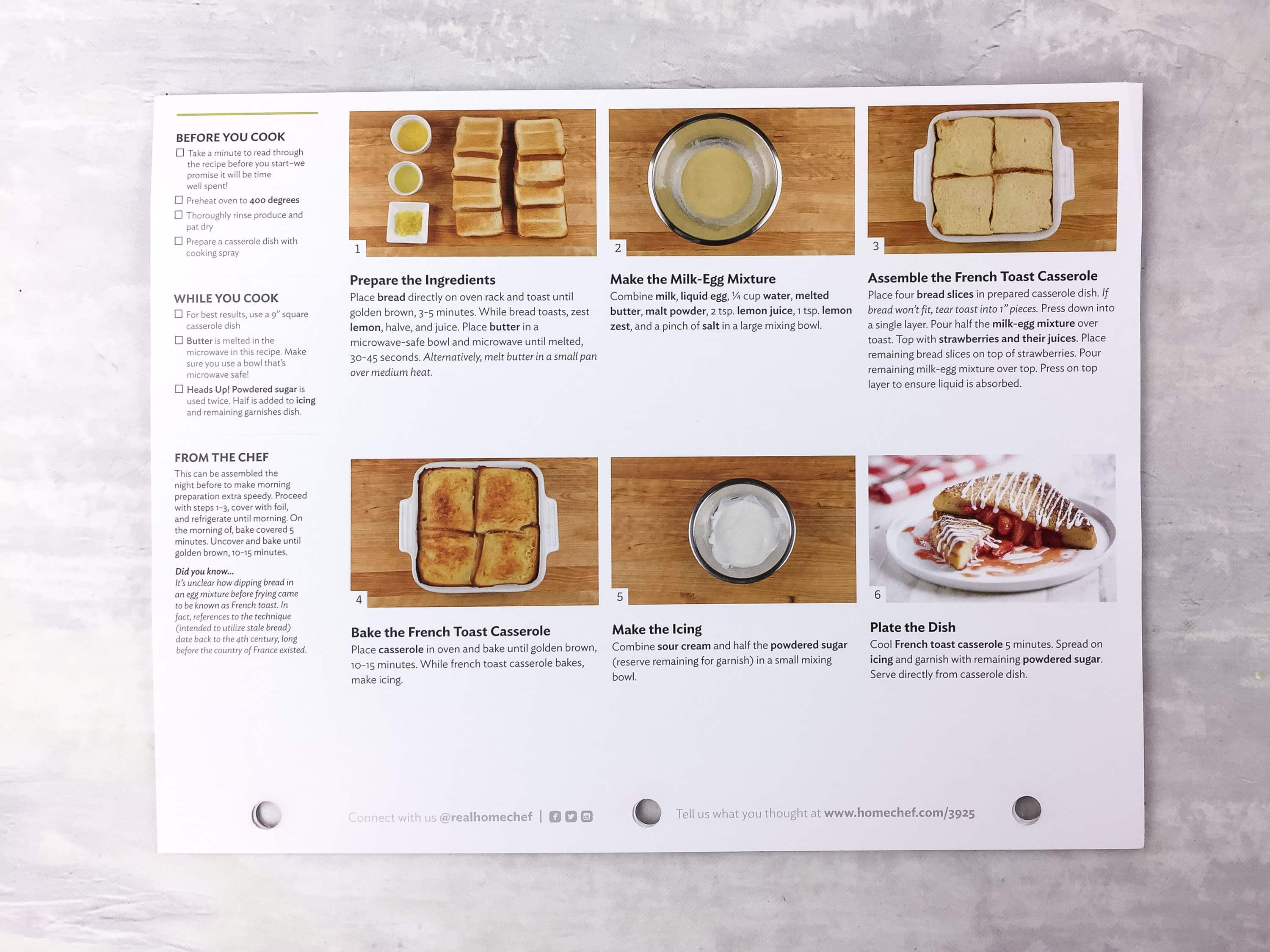 ... complete with pictures and bold-facing of ingredients. The recipes are accompanied by pro-tips and explanations of cooking terminology and techniques.