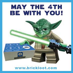 Brick Loot May The 4th Be With You Sale – 20% Off All Subscriptions!