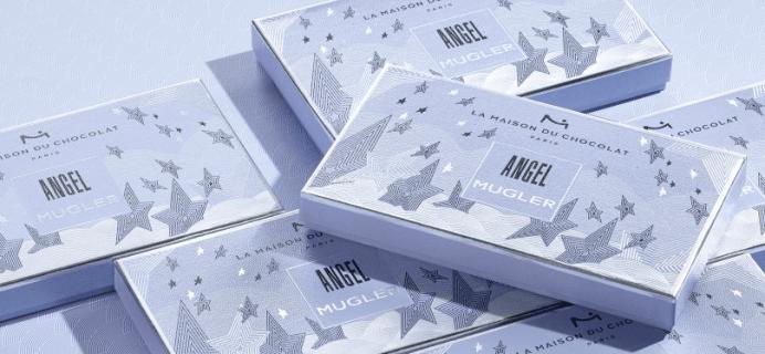 Chocolate Perfume: La Maison du Chocolat xAngel Mugler
