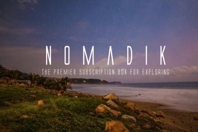June 2020 Nomadik Box Spoilers + Coupon!