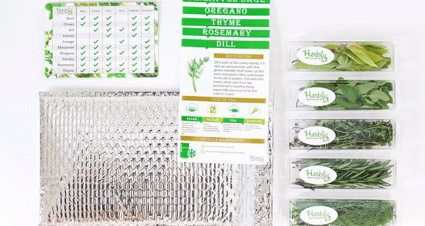 Herbly Fresh Herb Subscription $1 Trial – $4.95 Shipped!