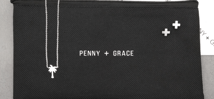 Penny + Grace Black Friday Coupon Code: 50% Off First Month + FREE Bonus Jewelry!