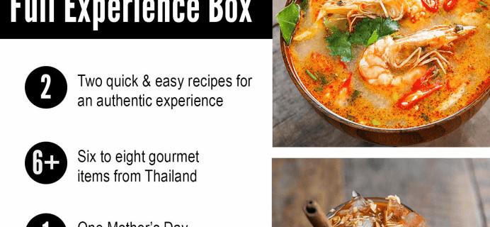 Yummy Bazaar May 2017 Full Experience Box Theme Spoiler!