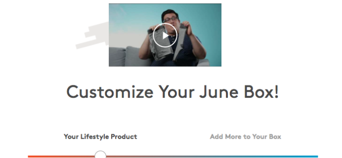 June 2017 Birchbox Man Sample Selection Time + Coupon!