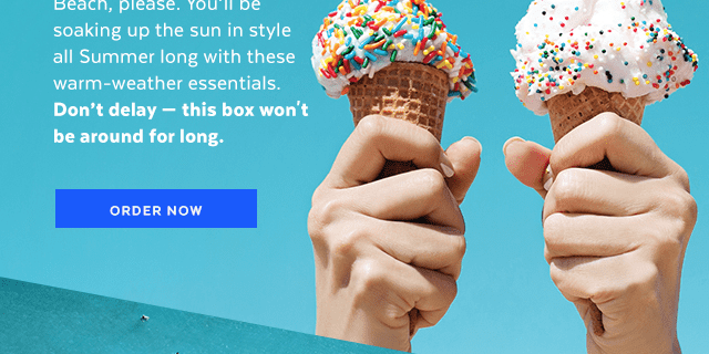 POPSUGAR Must Have Summer 2017 Limited Edition Box FULL Spoilers!
