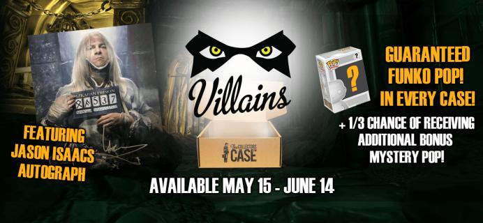 Collector's Case June 2017 Spoilers!