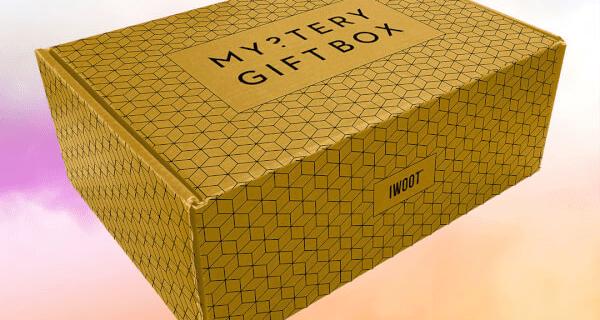 IWOOT Mystery Gift Box: Unicorn Edition + 10% Off Coupon