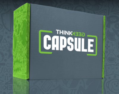 ThinkGeek Capsule August 2017 Full Spoilers!