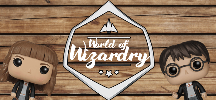 GeekGear World of Wizardry Coupon: Free Gifts With Prepaid Subscription!