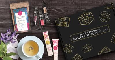 New Subscription Box:  Passport to Beauty Box!