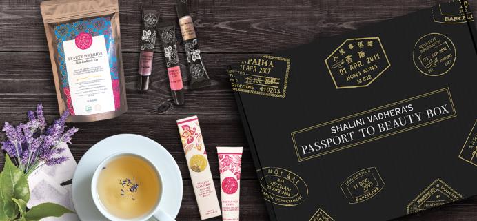 Passport to Beauty Box September 2017 Barcelona Box – Full Spoilers!