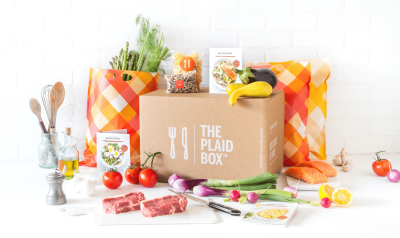 New The Plaid Box by Munchery Deal: 50% Off First Box!