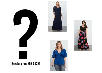 $25 Kiyonna Mystery Styles Available Now!