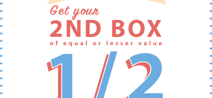 Threadlab Memorial Day Coupon: Save 50% Off Second Box!