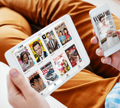 Texture Memorial Day Deal: $9 for 3 Months of Unlimited Magazine Reading!