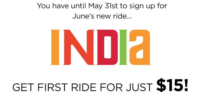 Surprise Ride 40% Off Coupon + June 2017 Spoilers!