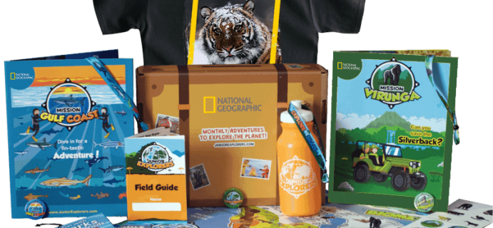 New NatGeo PleyBox Available Now!