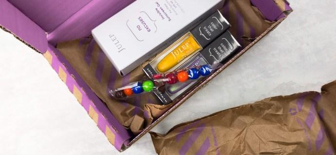 Julep Beauty Box May 2017 Subscription Box Review + Free Box Coupon!