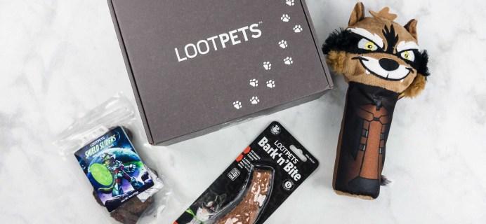 Loot Pets May 2017 Review & Coupon