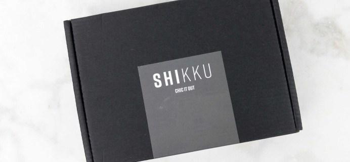 SHIKKU May 2017 Subscription Box Review + Coupon