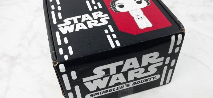 Smuggler's Bounty May 2017 Subscription Box Review – A NEW HOPE