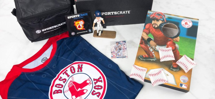 Sports Crate MLB Edition May 2017 Review + Coupon