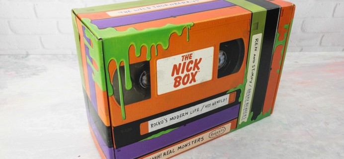 The Nick Box Spring 2017 Review
