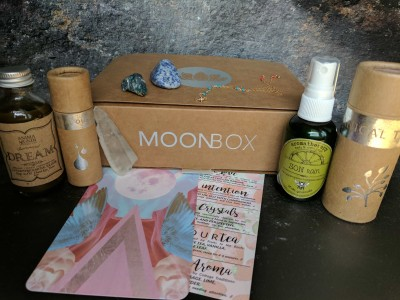 MoonBox by Gaia Collective Subscription Box Review – June 2017