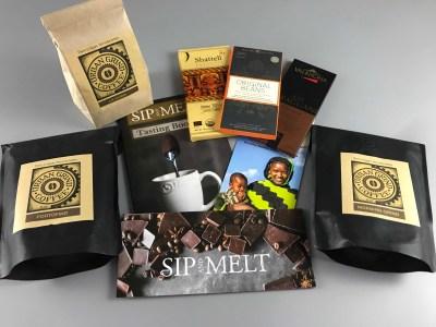 Sip & Melt May 2017 Subscription Box Review
