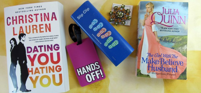 Send Me Swooning June 2017 Subscription Box Review