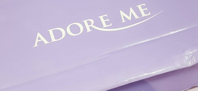 Adore Me June 2017 Subscription Box Review & Coupon