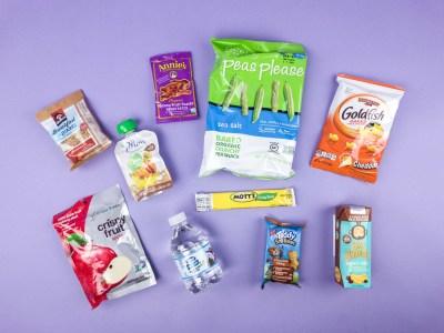 Amazon Prime Sample Box Review – Children's Snack Box