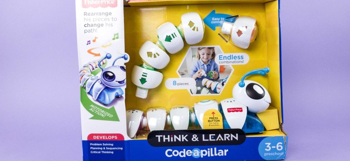 Amazon STEM Toy Club June 2017 Subscription Box Review – 3 to 4 Year Old Box