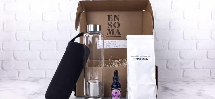 ENSOMA Box June 2017 Subscription Box Review