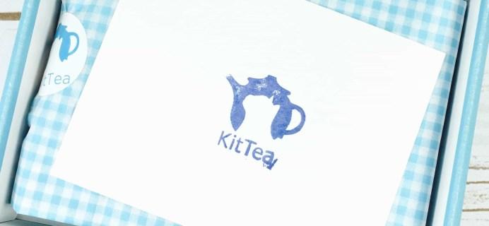 KitTea Kit Subscription Box Review – June 2017