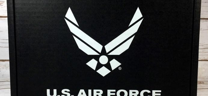 Valor Blocks June 2017 Subscription Box Review – U.S. Air Force