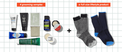 Birchbox Man Plus January 2019 Lifestyle Item Selection Spoilers!